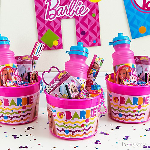 Best Barbie Party Supplies Party City This Month