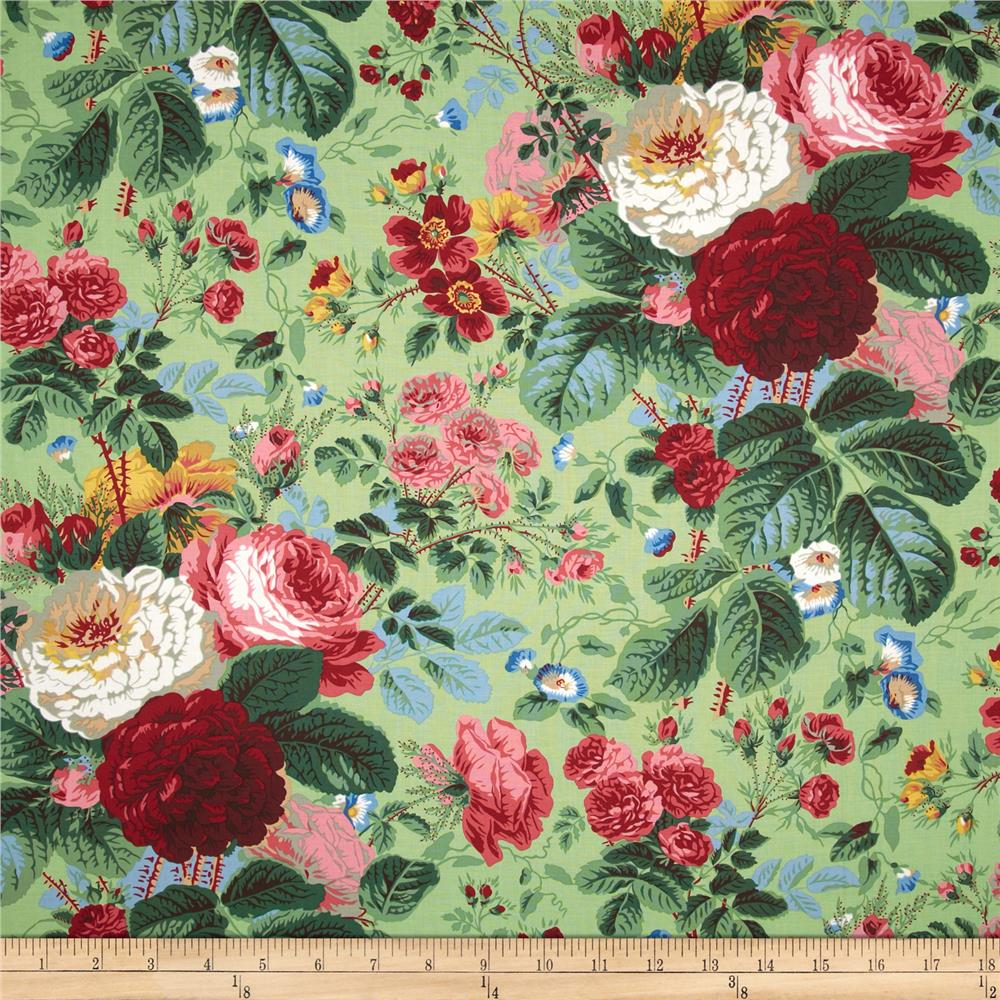 Best Kaffe Fassett Collective Grandi Floral Natural Discount This Month