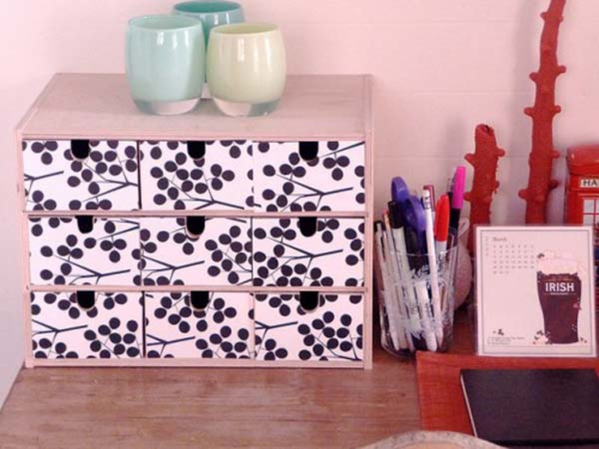 Best 20 Diy Home Decor Ideas Using Decorative Paper Dengarden This Month