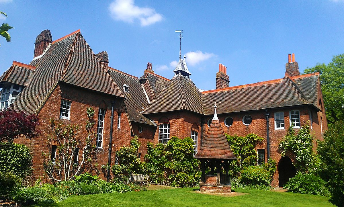 Best Red House Bexleyheath Wikipedia This Month