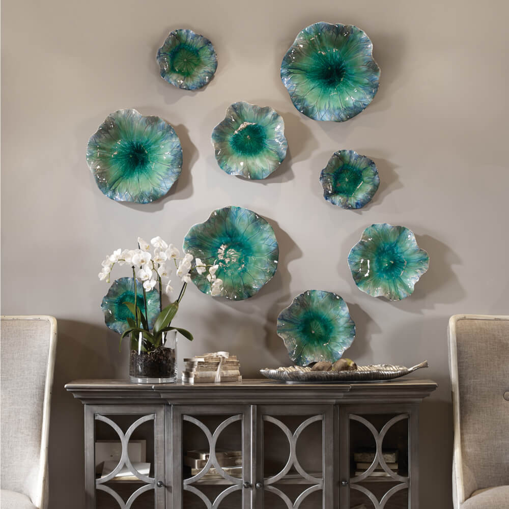 Best Wood Metal Framed And Shelving Wall Décor Uttermost This Month