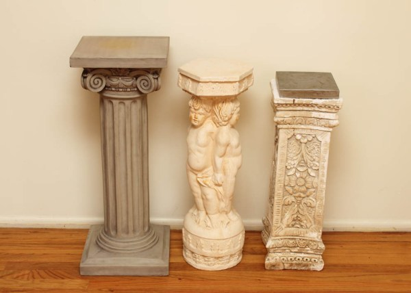 Best Decorative Pedestals Ebth This Month