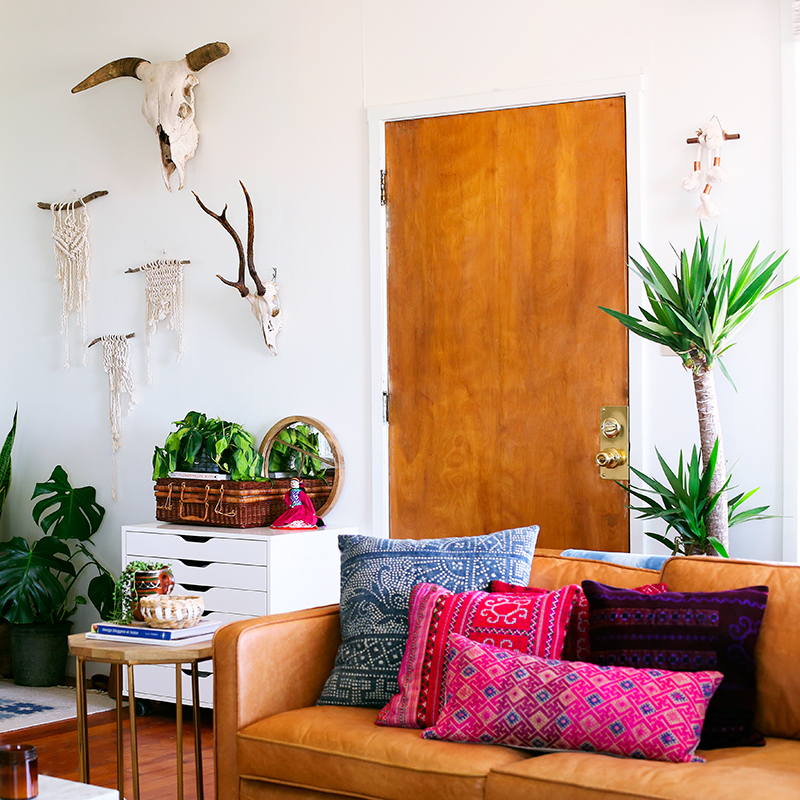 Best An Inspired Bohemian Home In The California Desert This Month