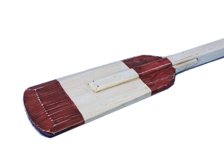 Best Buy Wooden Rustic Eastern Bay Decorative Squared Rowing This Month