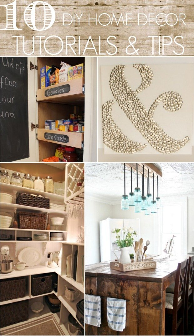 Best 10 Diy Home Decor Tutorials Tips This Month