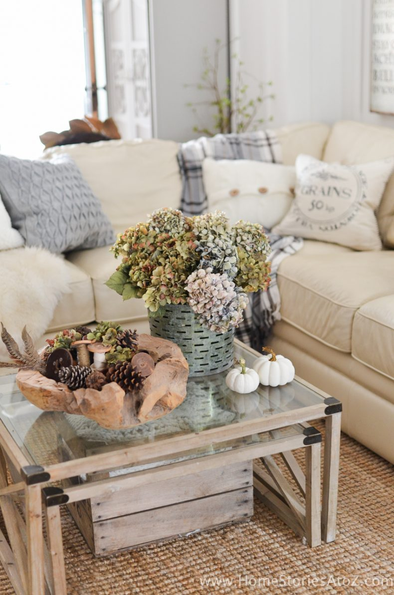 Best 35 Fall Living Room Decorating Ideas This Month