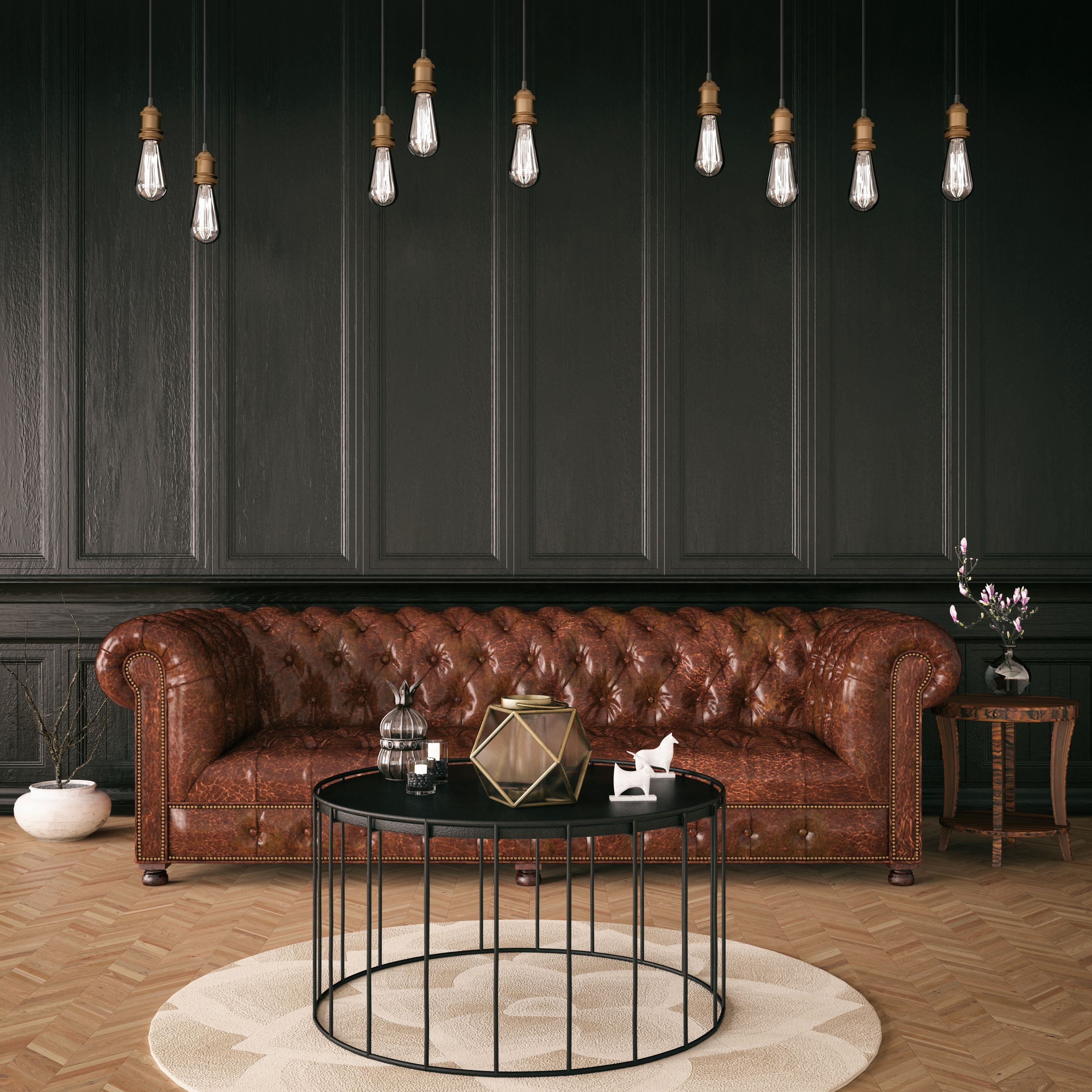 Best Decorating With Black Home Decor This Month