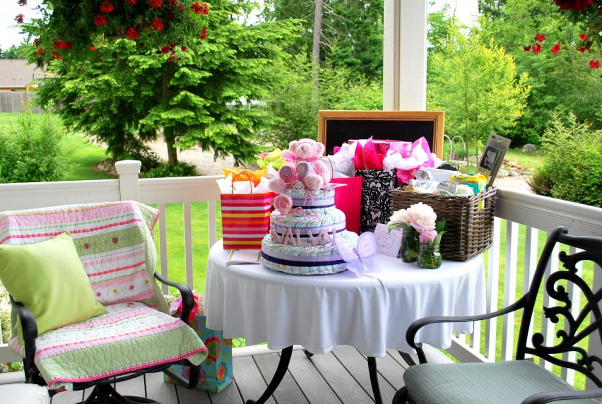 Best How To Plan Outdoor Baby Shower Party Free Printable This Month