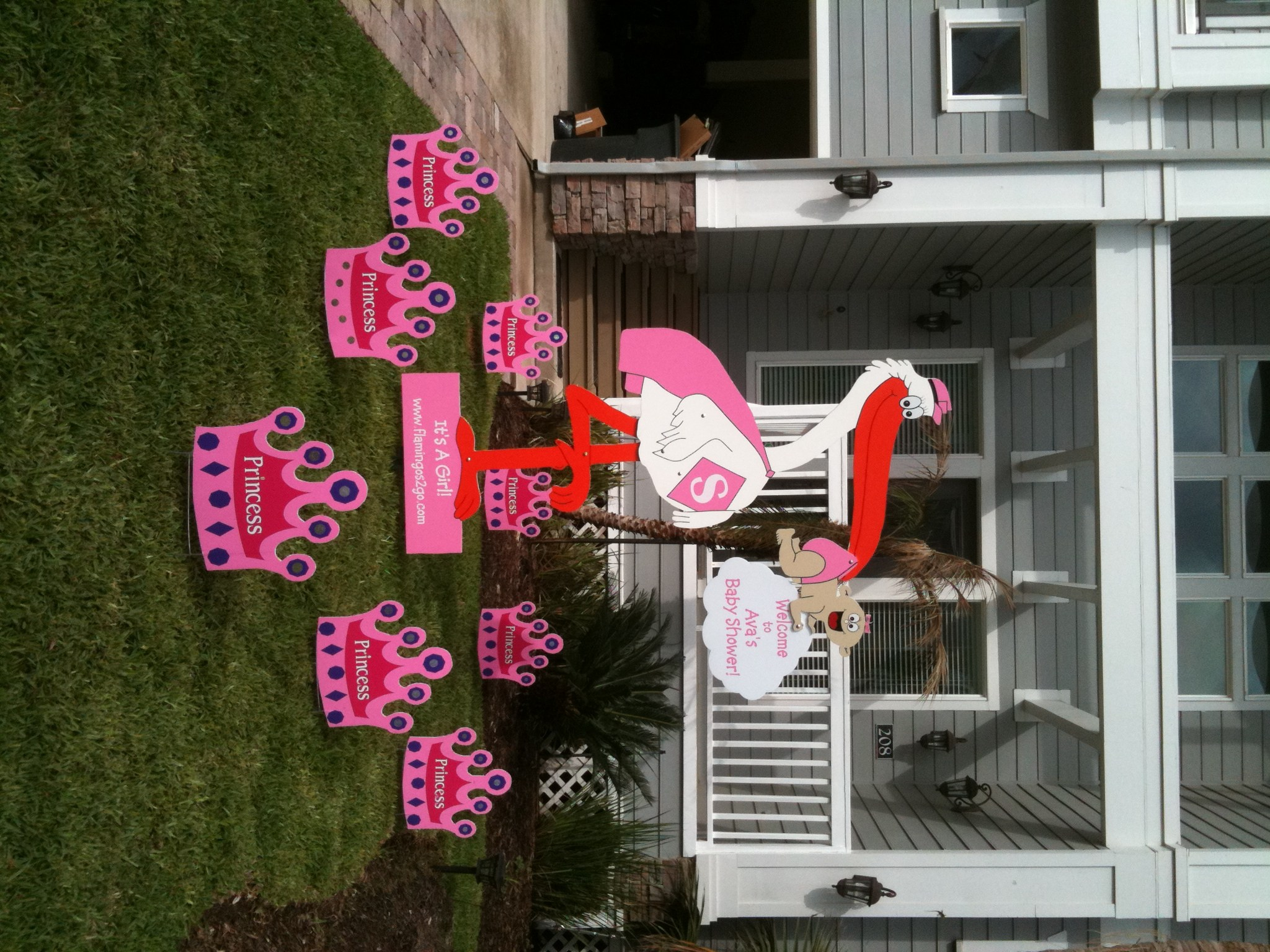 Best New Baby Yard Decorations Decoration For Home This Month