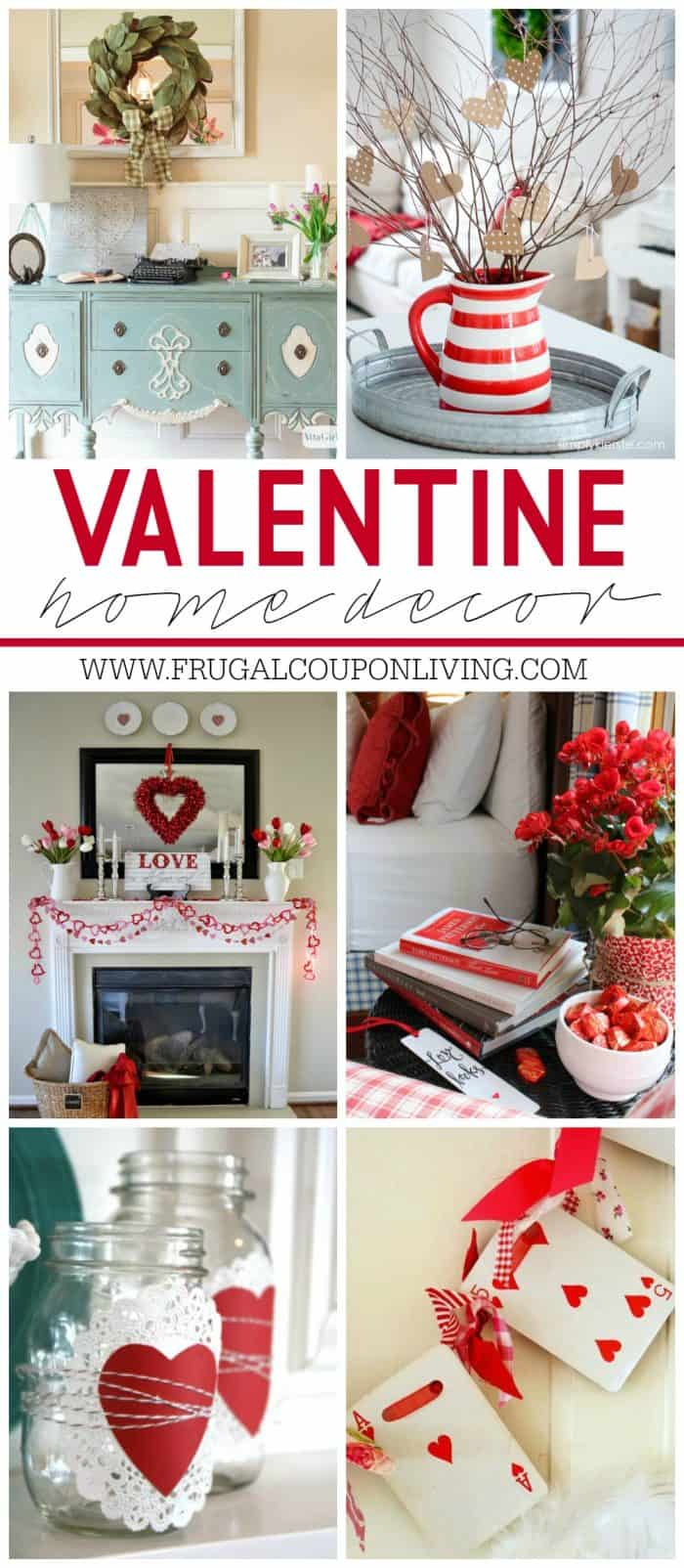 Best Valentine Home Decor Ideas This Month