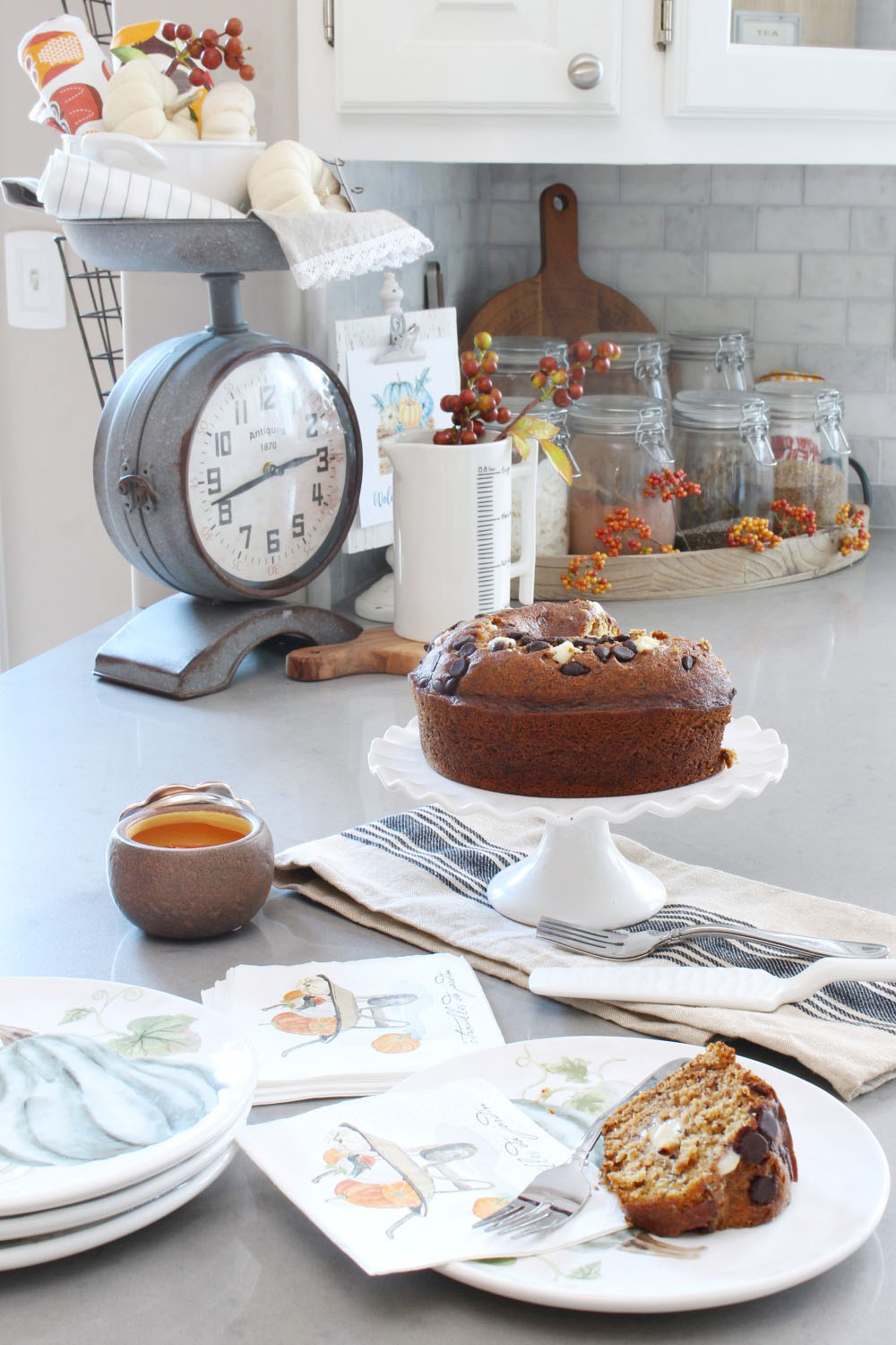 Best Fall Home Decor Ideas Fall Home Tours Clean And Scentsible This Month