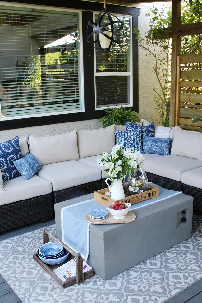 Best Outdoor Living Summer Patio Decorating Ideas Clean And This Month