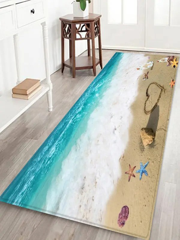 Best 2019 Beach View Decorative Home Decor Area Rug Rosegal Com This Month