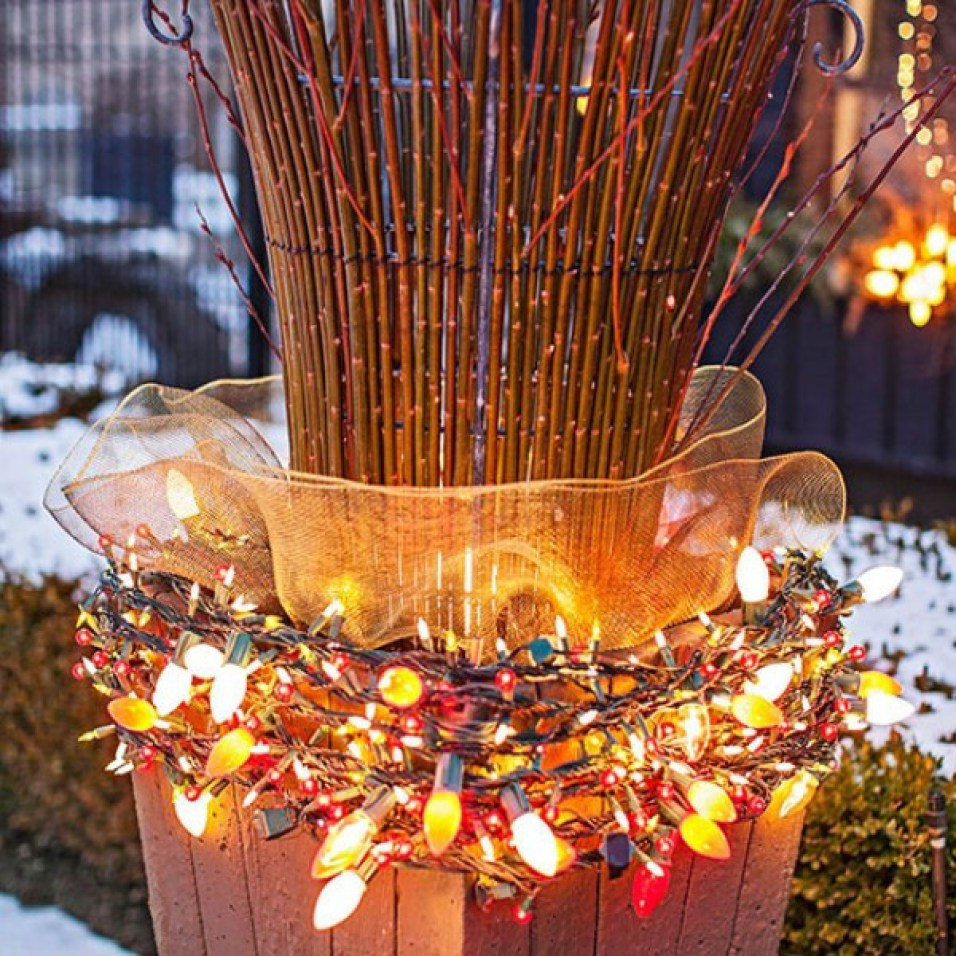 Best 50 Best Outdoor Christmas Decorations For 2019 This Month