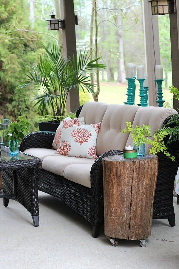 Best 42 Best Summer Porch Decor Ideas And Designs For 2019 This Month
