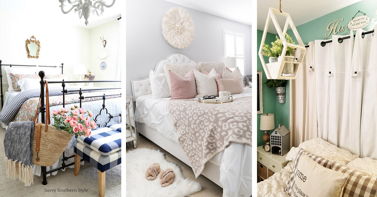 Best 25 Best Cozy Bedroom Decor Ideas And Designs For 2019 This Month