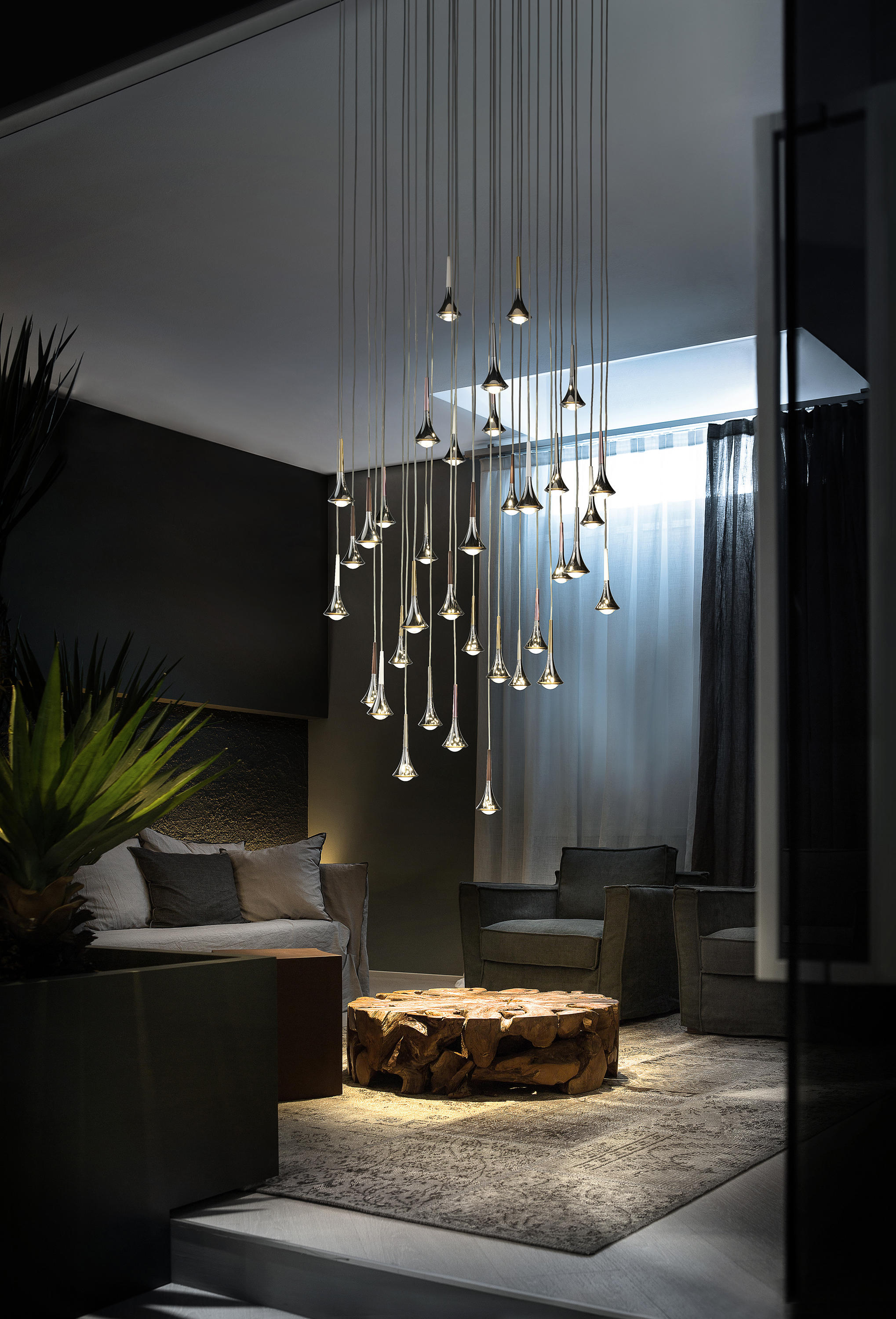 Best Rain Suspended Lights From Studio Italia Design Architonic This Month
