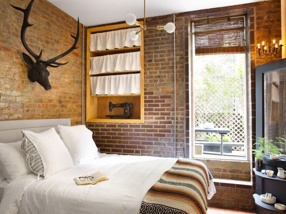 Best 23 Brick Wall Designs Decor Ideas For Bedroom Design This Month