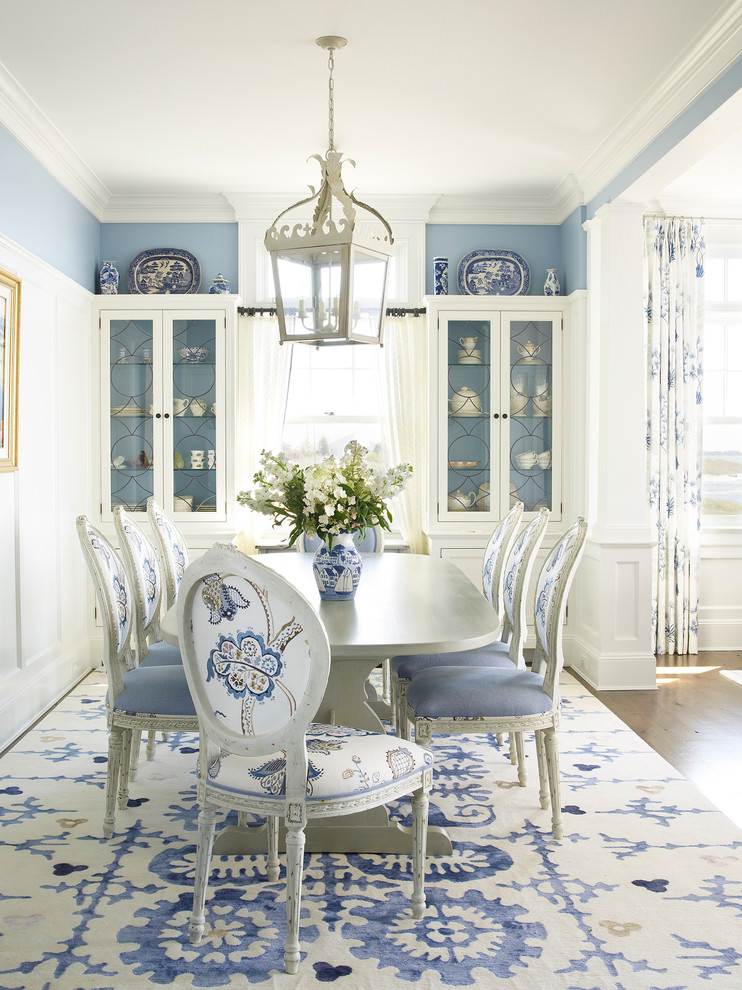 Best 25 Blue Dining Room Designs Decorating Ideas Design This Month