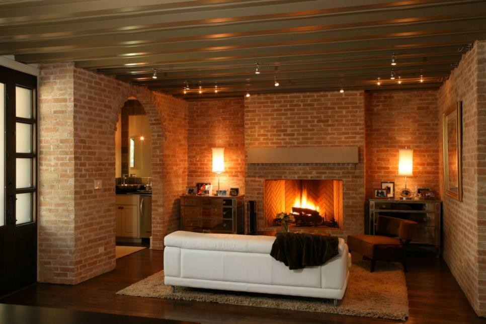 Best 25 Brick Wall Designs Decor Ideas For Living Room This Month