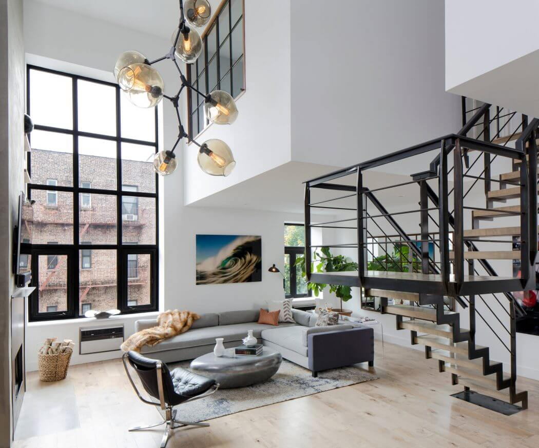 Best Design Firm Décor Aid Helps A Soho Couple Turn An Outdated This Month