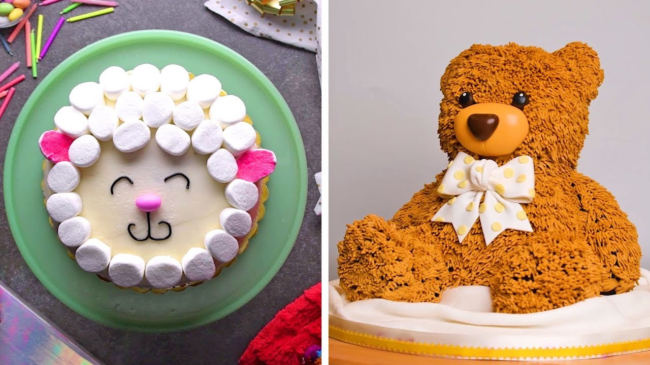 Best Top 23 Birthday Cake Decorating Ideas Homemade Easy Cake This Month