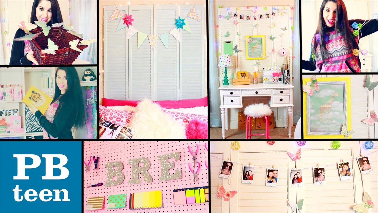 Best Diy Pb T**N Inspired Room Decor Easy Cheap Dollar This Month