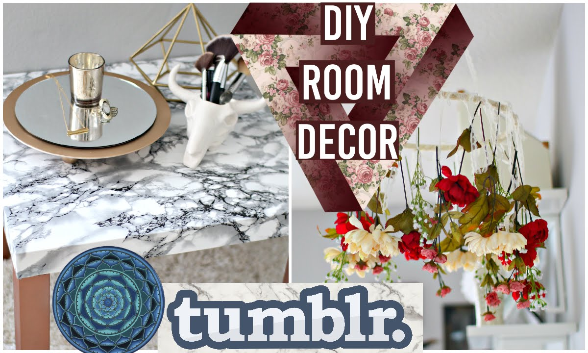 Best Diy Room Decorations Tumblr Inspired Fall 2015 Youtube This Month