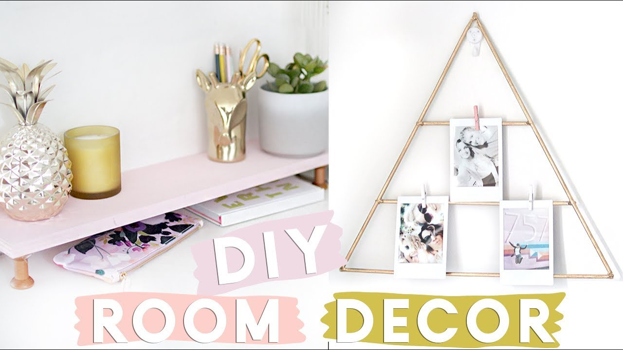 Best Diy Organisational Room Decor Projects For Your Desk This Month