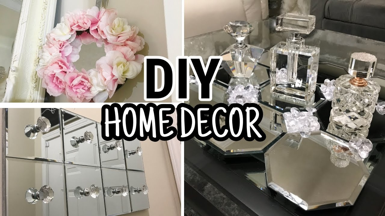 Best Diy Home Decor Ideas Dollar Tree Diy Mirror Decor 2018 This Month