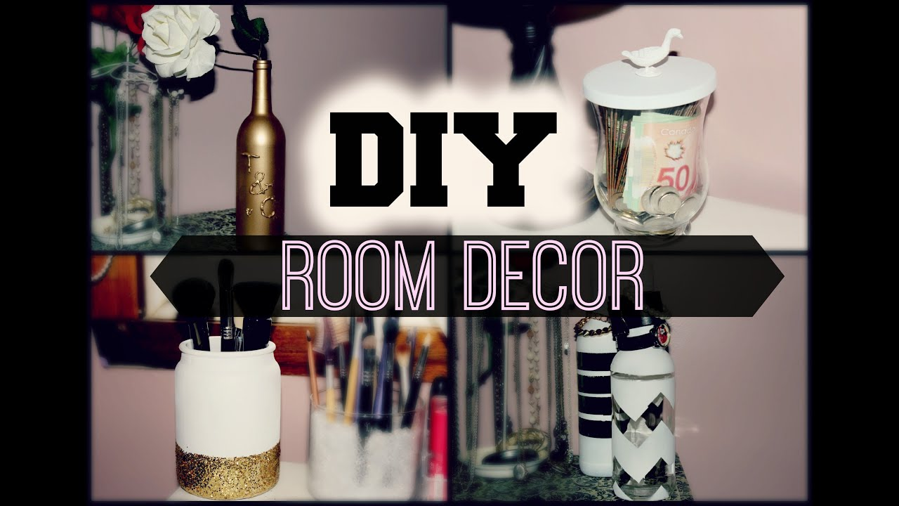 Best Diy Room Decor Reuse Candle Jars Bottles Youtube This Month