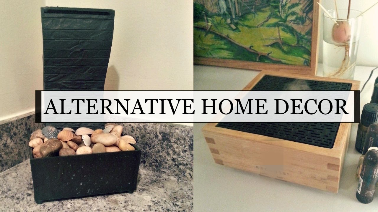 Best Alternative Home Decor Minimalist Methods Youtube This Month