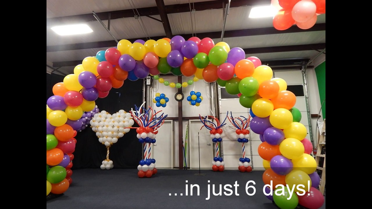 Best Learn Balloon Art Decorating Balloon Art Training This Month