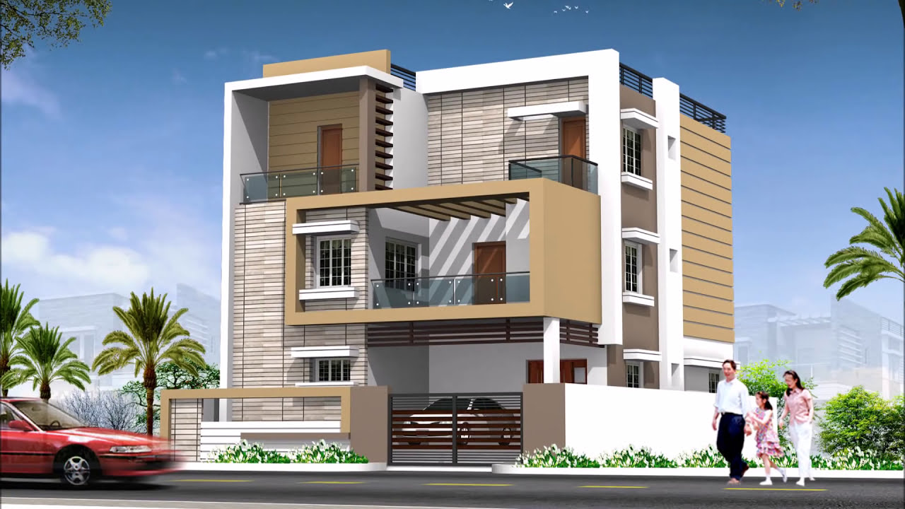 Best Modern Home Exterior Design Ideas 2017 Youtube This Month