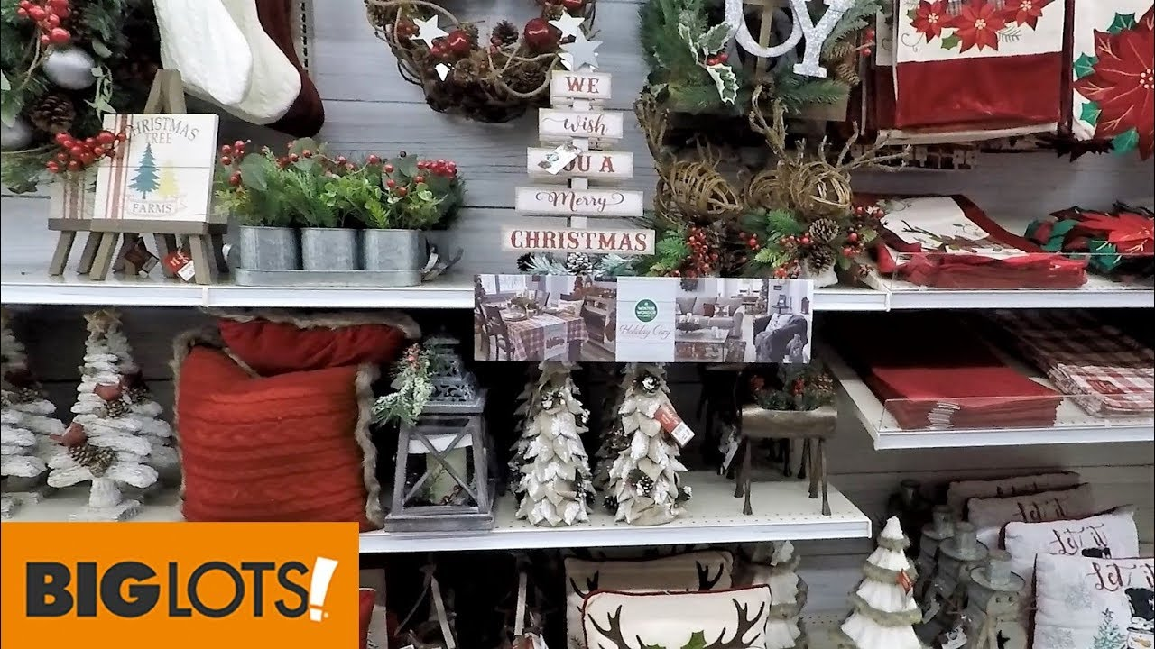 Best Christmas 2018 At Big Lots So Far Christmas This Month