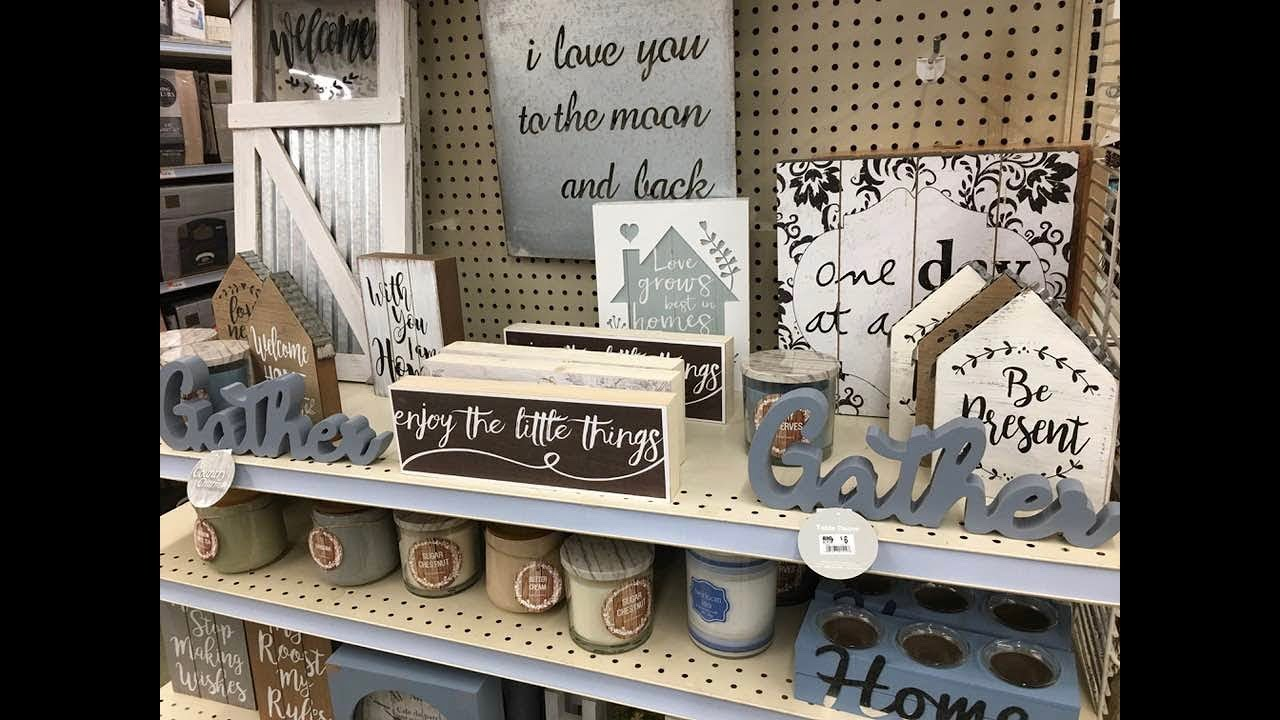Best Shop With Me At Big Lots Home Decor Youtube This Month