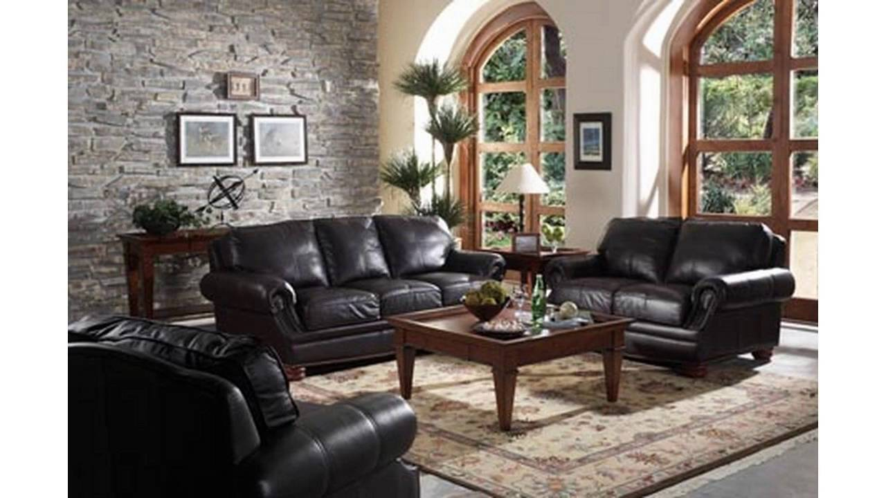 Best Living Room Ideas With Black Sofa Youtube This Month