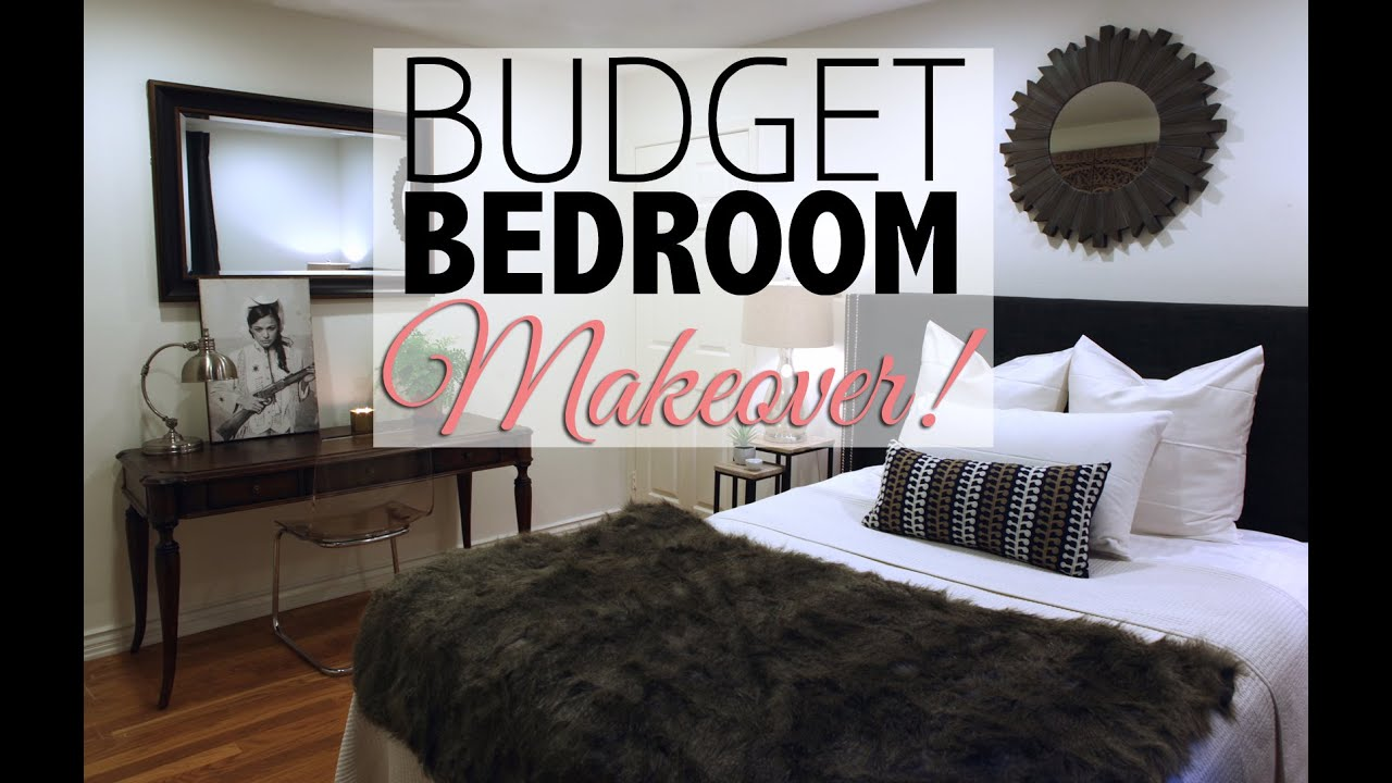 Best Budget Bedroom Makeover Home Decor Youtube This Month