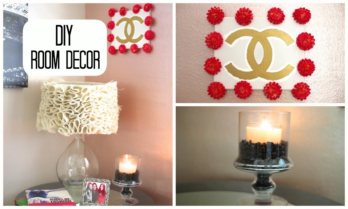 Best Diy Room Decor Cute Simple Youtube This Month