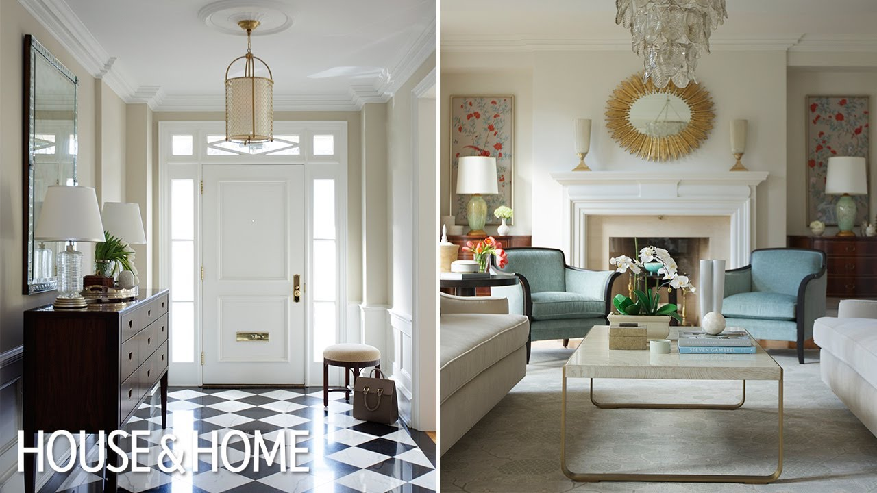 Best Interior Design – A Traditional Living Room With 1930S This Month