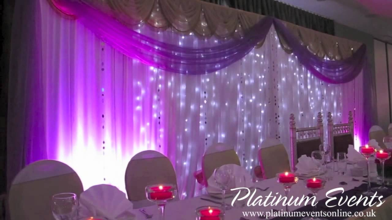 Best Platinum Events Full Wedding Event Decor Leicester Tigers This Month