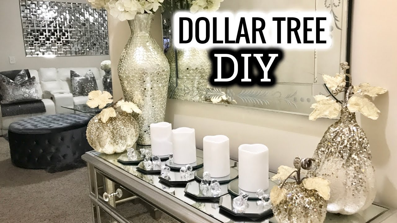 Best Dollar Tree Diy Mirror Table Runner Diy Home Decor Idea This Month
