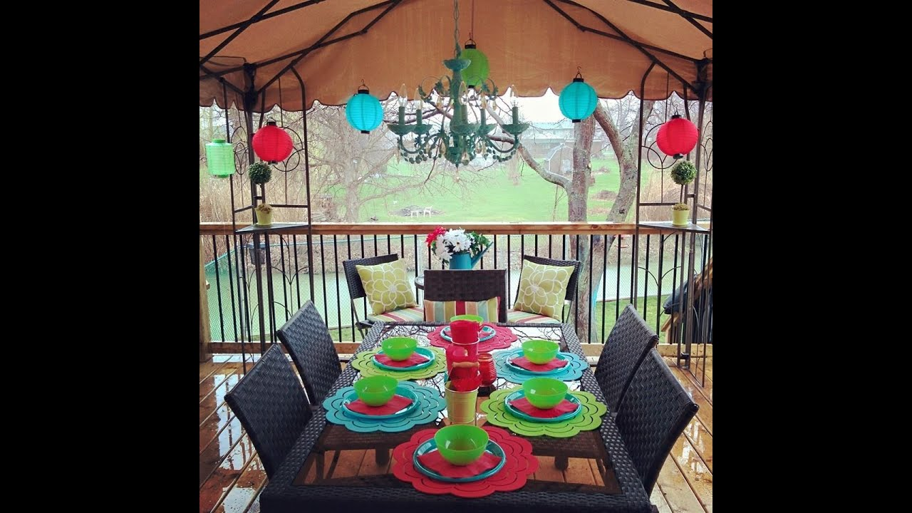 Best Decorate Your Backyard On A Budget With Dollar Store Finds This Month