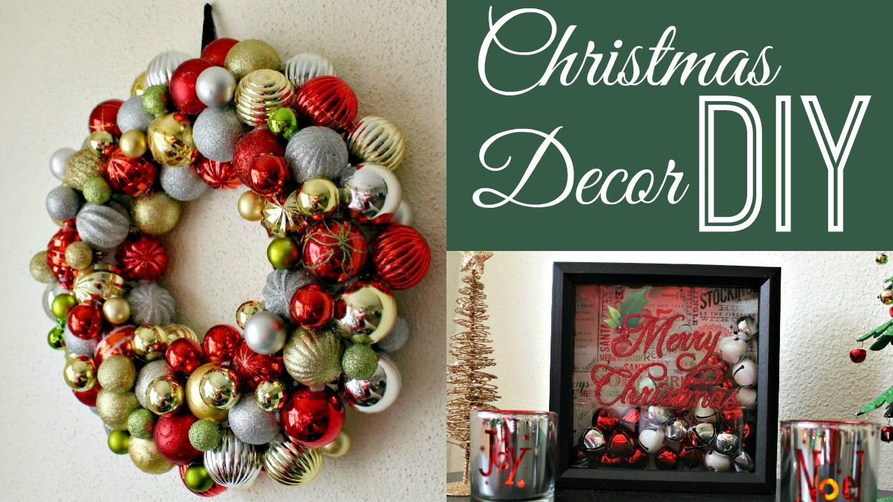 Best Diy Christmas Decorations Collab Dazzledust08 Youtube This Month
