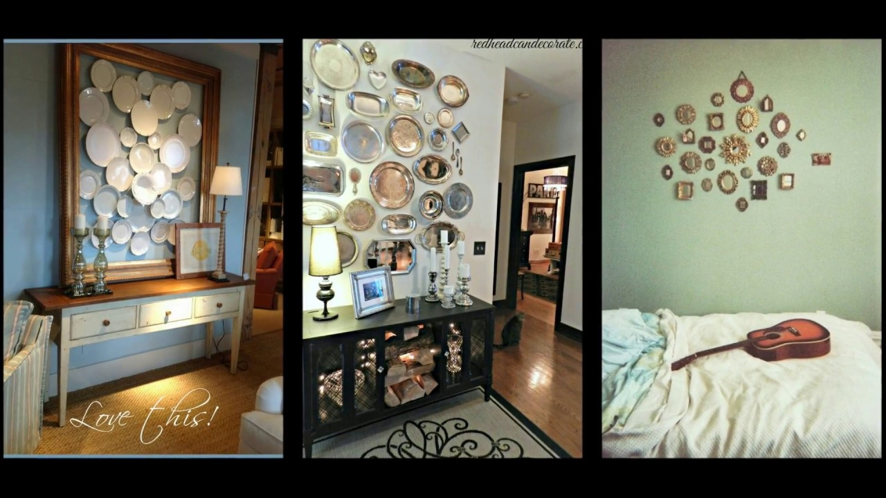 Best Creative Room Decorating Ideas Diy Wall Decor Youtube This Month