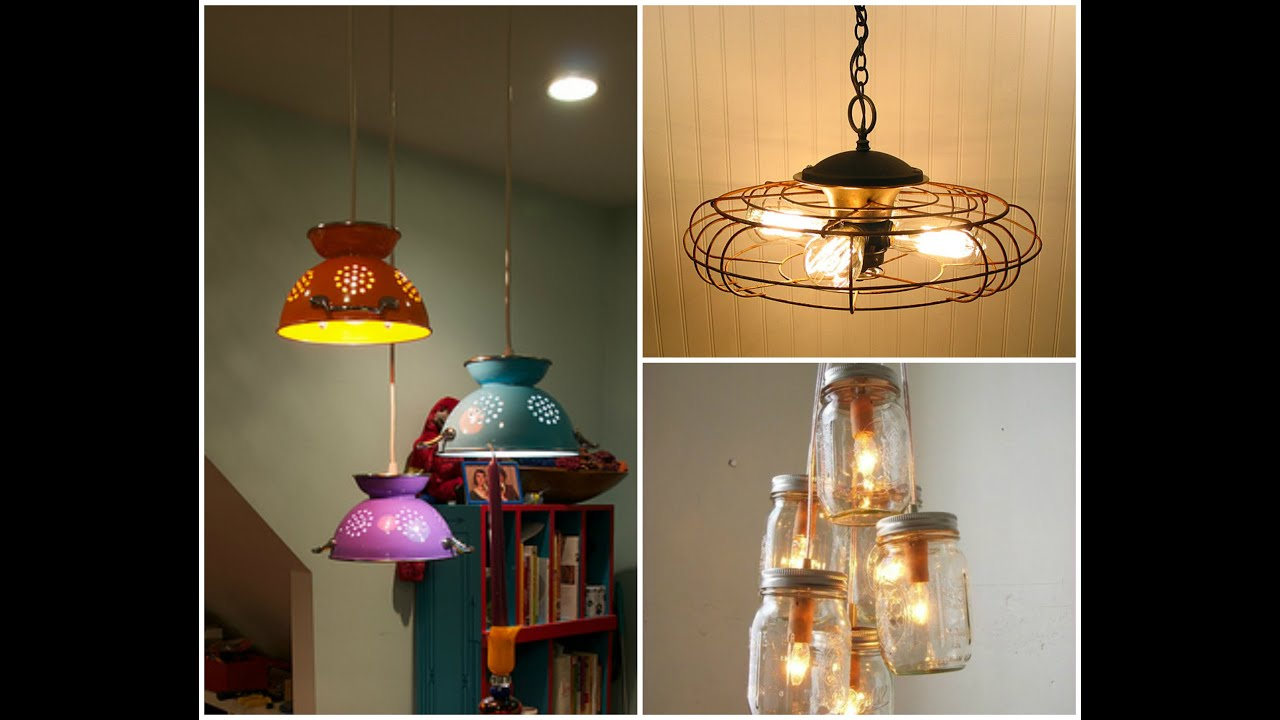 Best Diy Lighting Ideas Creative Home Decor Youtube This Month