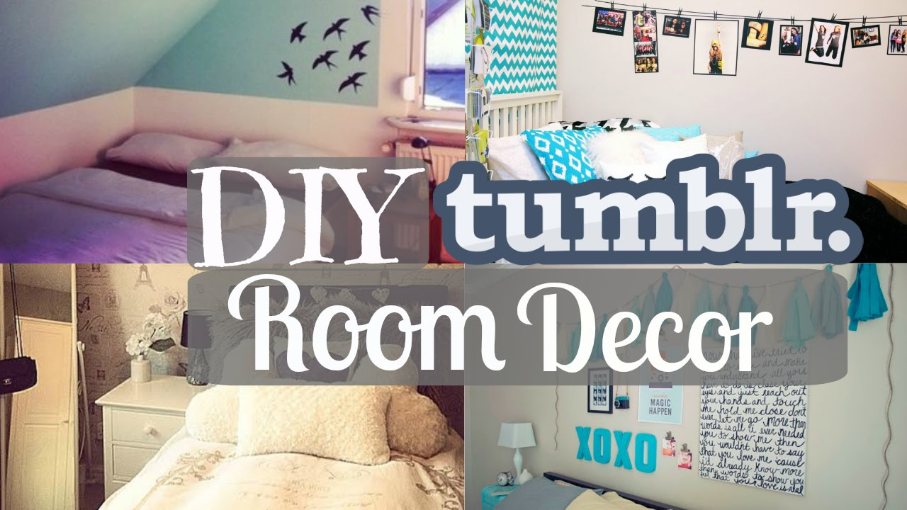 Best Diy Tumblr Room Decor Cheap Easy Youtube This Month
