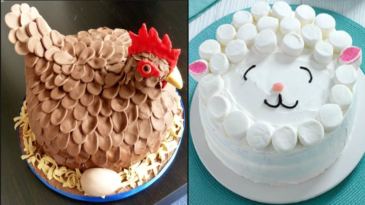 Best Top 25 Amazing Birthday Cake Decorating Ideas Cake Style This Month