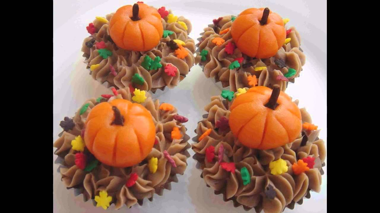 Best Thanksgiving Cupcake Decorating Ideas Youtube This Month