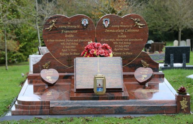 Best Stonemason Tears Down Headstone In Grave Repossession As This Month